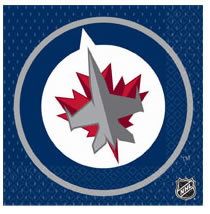 NHL Winnipeg Jets Party Supplies