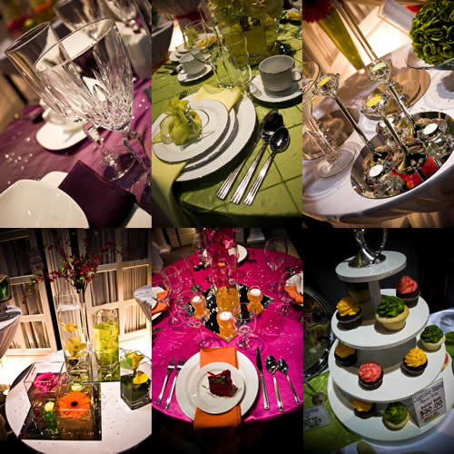 winnipeg rentals,centerpiece,cupcake stand,tables,dishes,chairs,cutlery,glassware