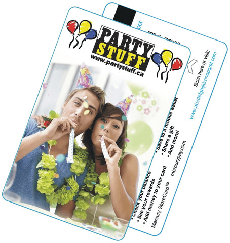 Party Stuff Gift Card