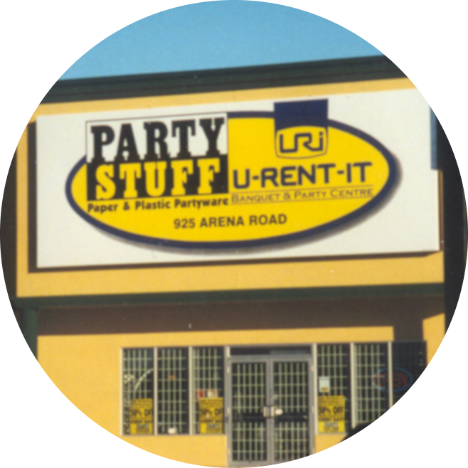 Party Stuff U-Rent-It