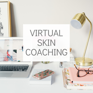 1:1 VIRTUAL SKIN COACHING