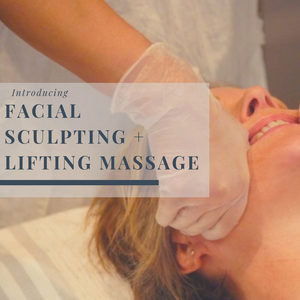 Facial Sculpting + Lifting Massage