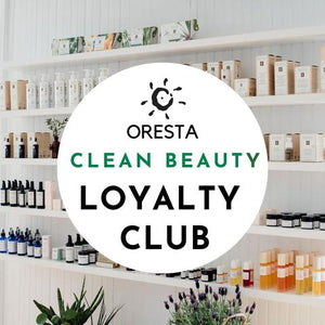 ORESTA Clean Beauty LOYALTY CLUB