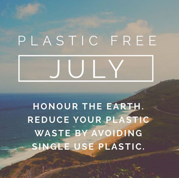 Plastic-Free July Challenge - 10 easy ways to reduce your plastic waste
