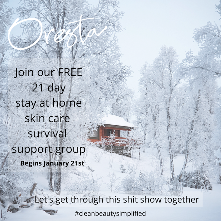 21 Day Skin Care Survival Support Group