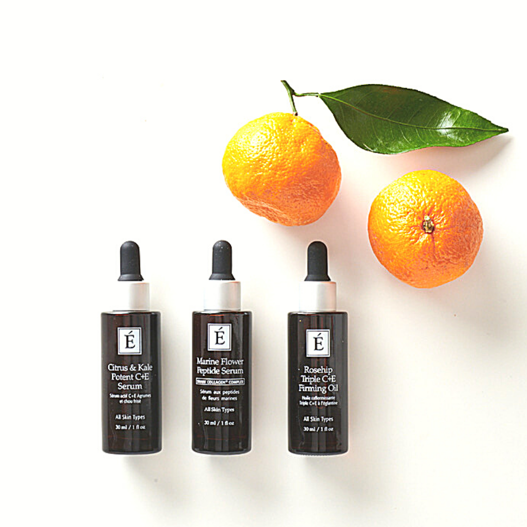 Vitamin C for a bright, radiant complexion