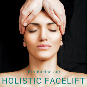 Introducing our HOLISTIC FACELIFT with Gua Sha, Kansa + MLD