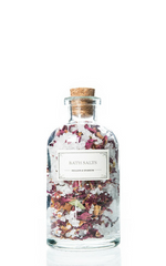 Mullein & Sparrow Rose Bath Salts