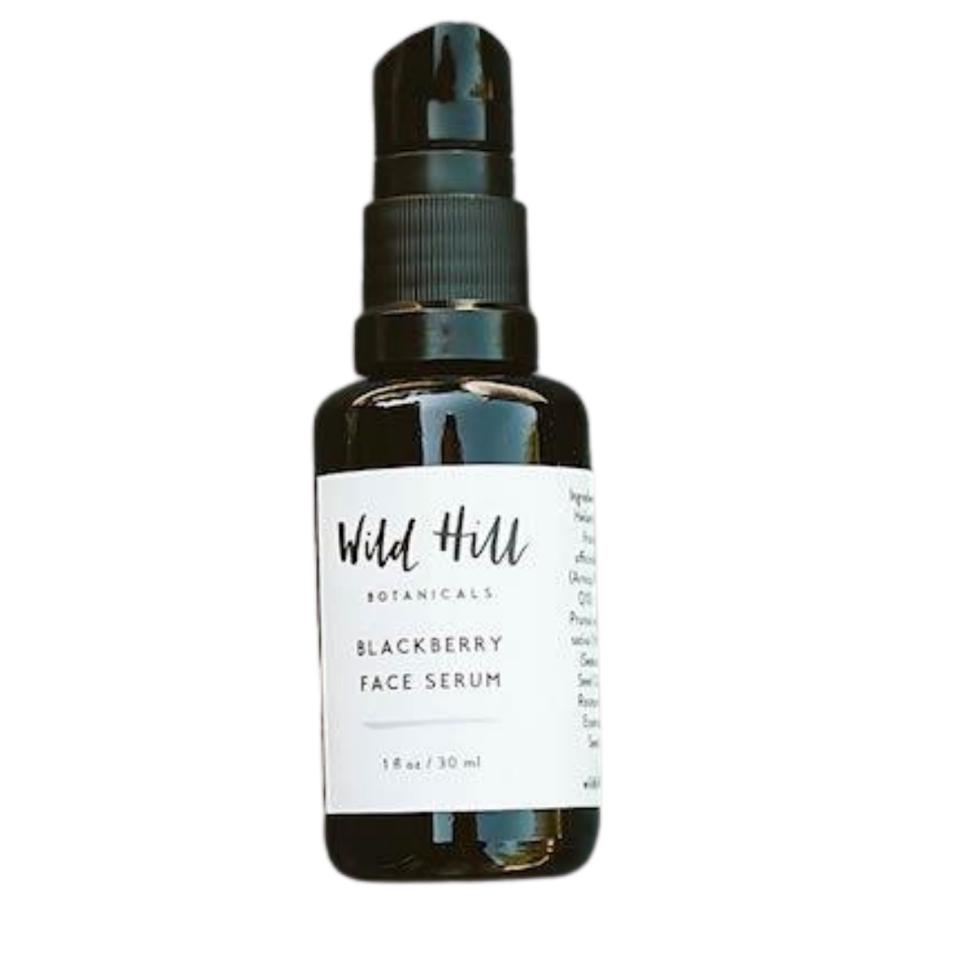 Blackberry Face Serum