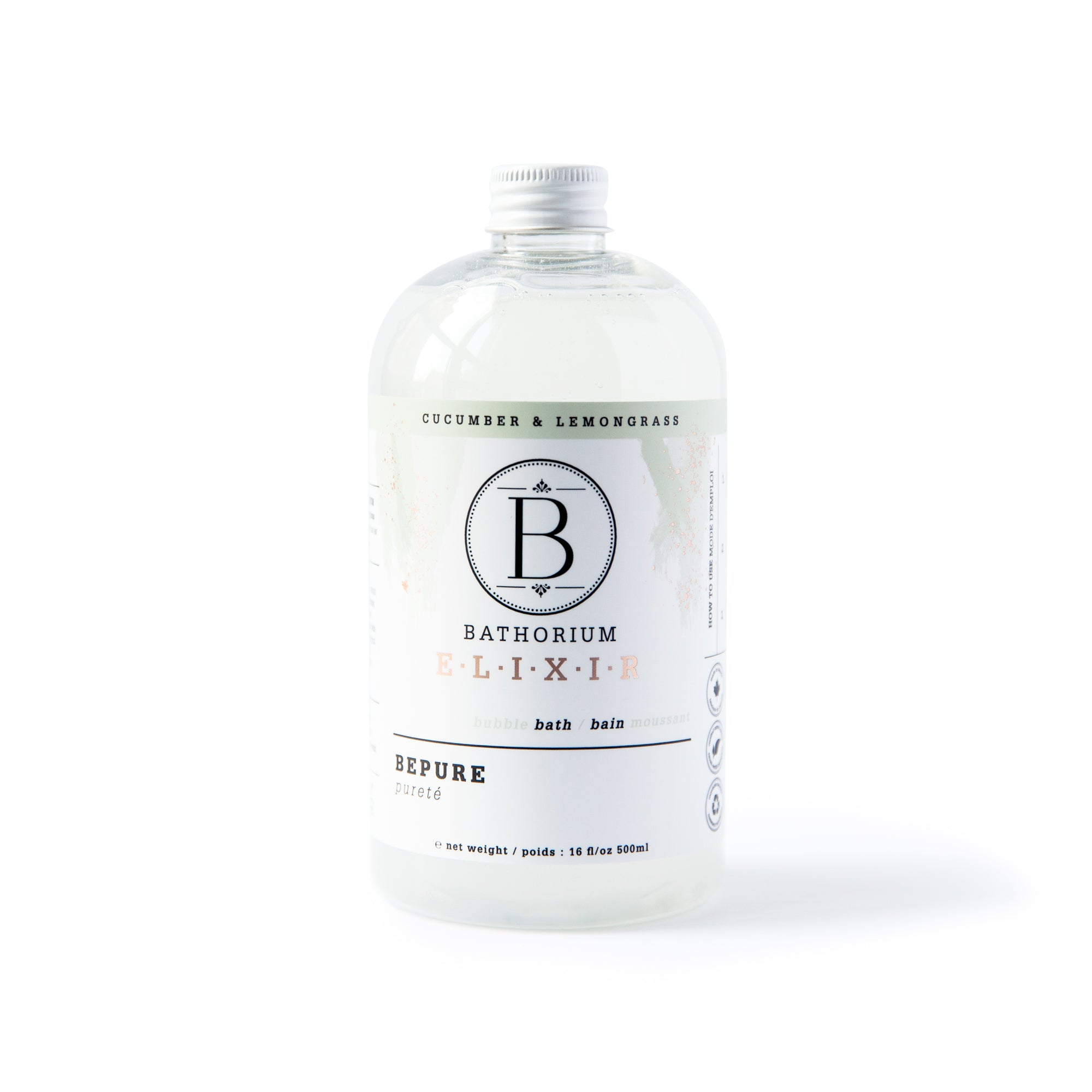 BePure Elixir Bubble Bath