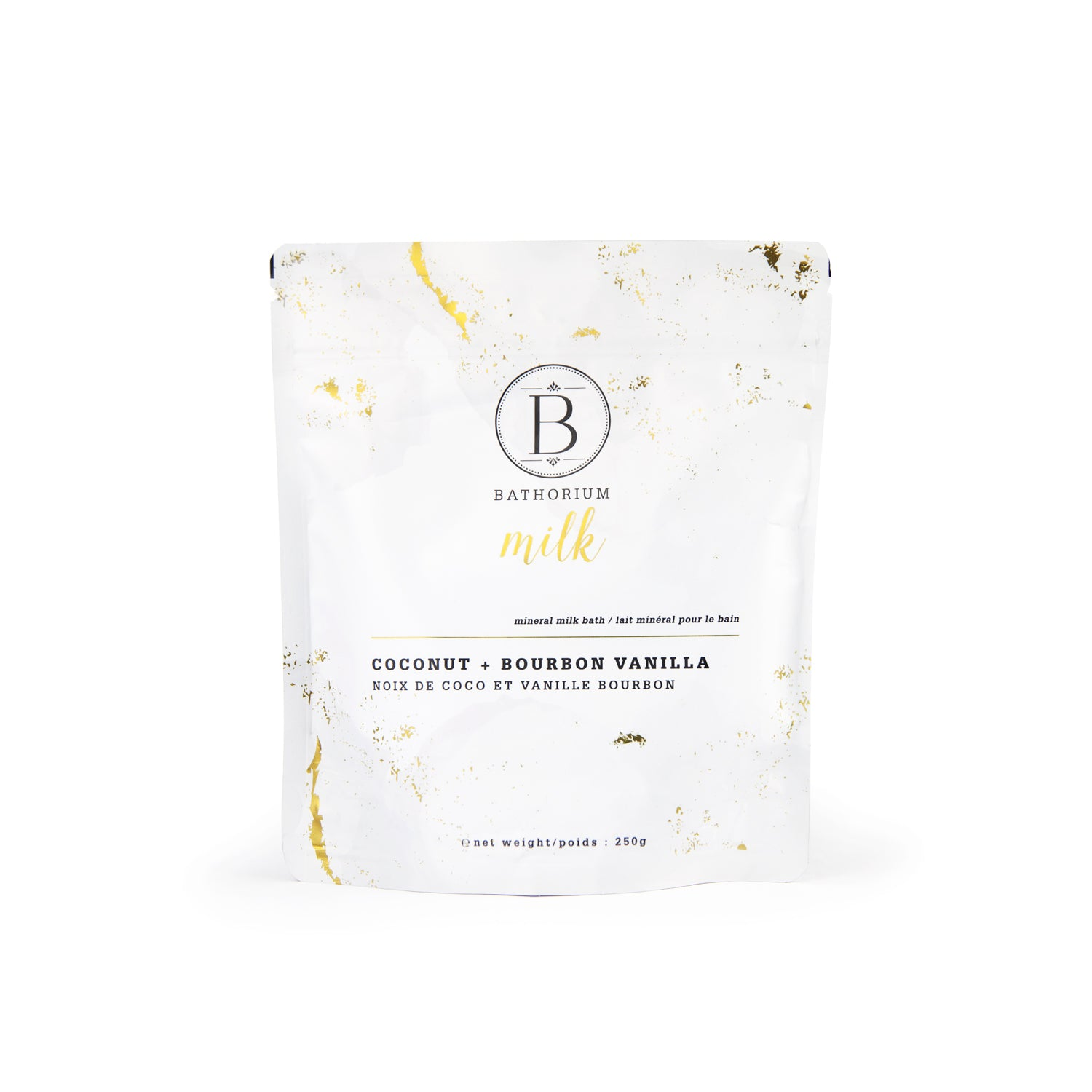 Coconut + Bourbon Vanilla Milk Bath