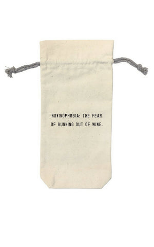 Canvas Wine Bags
