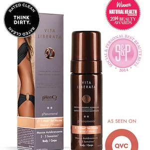 Phenomenal 2-3 Week Tanning Mousse
