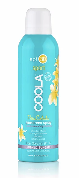 COOLA Sunscreen SPF30 Spray