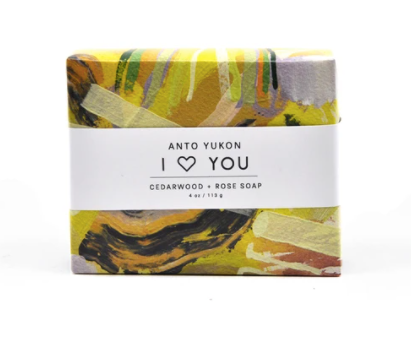 Anto Yukon Natural Soap