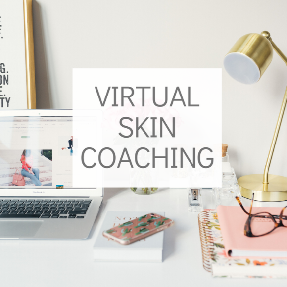Virtual 1:1 Skin Coaching for Adults