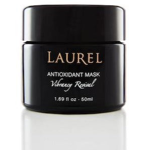 Laurel-antioxidant-mask