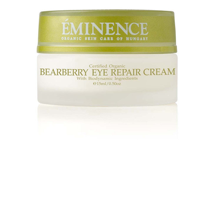 Bearberry Eye Repair Cream - Biodynamic