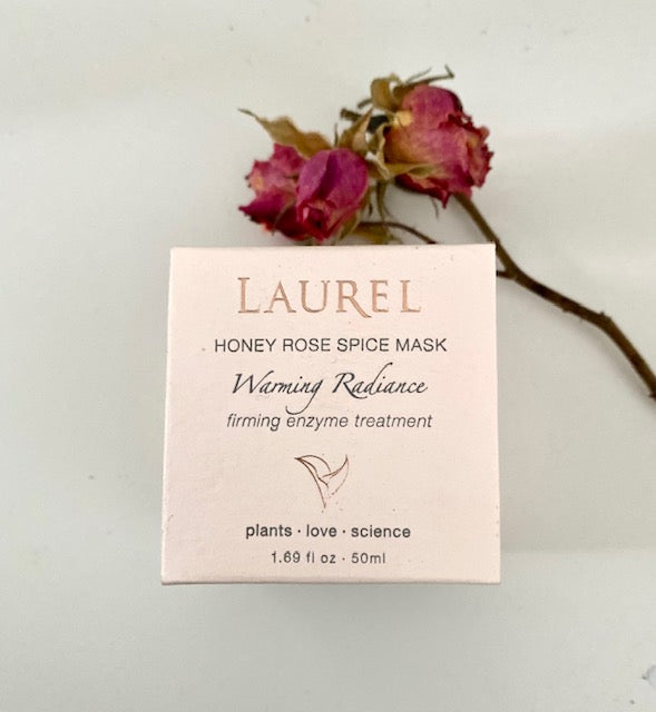 Laurel Honey Rose Spice Mask