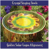 Golden Solar Logos Alignment 金太陽調和