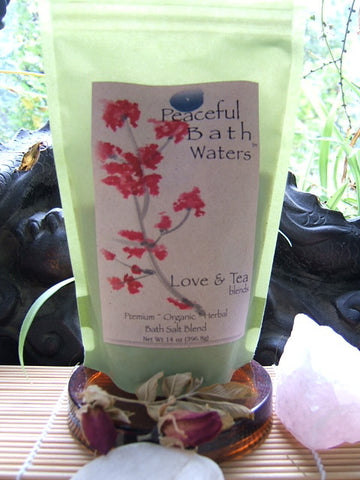 Peaceful Waters Bath Salts