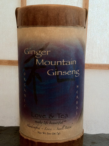 Ginger Mountain Ginseng