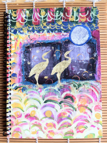 Journal - Golden Cranes