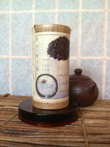 Pu~erh - Aged Black Tea