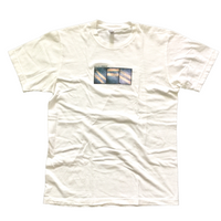 Tommy Guerrero x Ray Barbee x Matt Rodriguez x Chuck Treece<br>BLKTOP PROJECT White T-Shirt