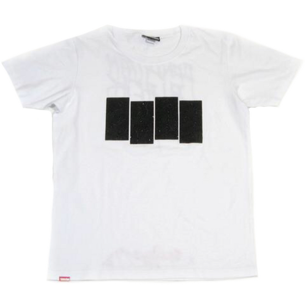 Rostarr Black Flag T-Shirt WHITE