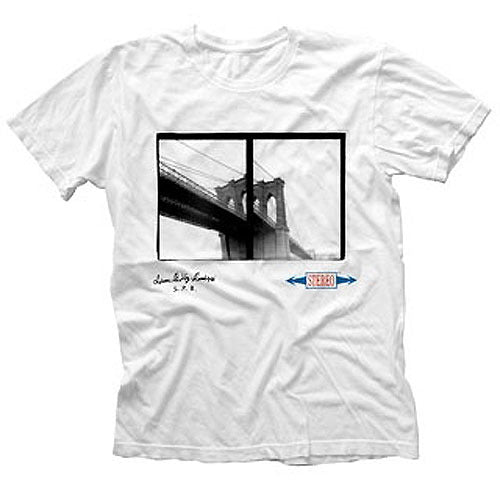 Stereo x Isaac McKay-Randozzi Brooklyn Bridge T-Shirt