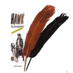 (AD10115) Hawk Featherset
