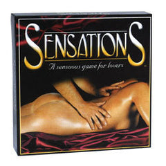 (AD10147) Sensations Game