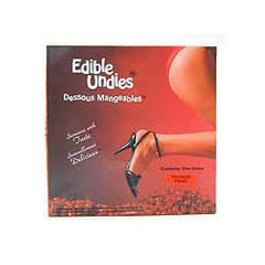 (AD10043) Female Edible Undies