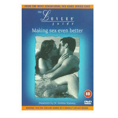 (AD10067) Lovers Guide - Making Sex Better DVD