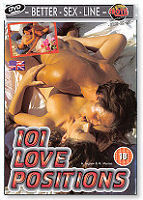(AD10081) 101 Love Positions DVD