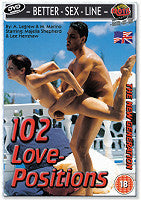 (AD10082) 102 Love Positions DVD