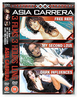 (AD10076) Asia Carrera 3 Film DVD