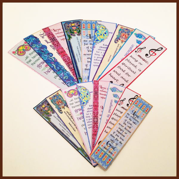 Bookmarks & Bookmark-style Sharing Cards, Magnets & Posters