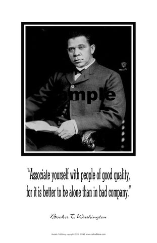 Booker T. Washington #1142