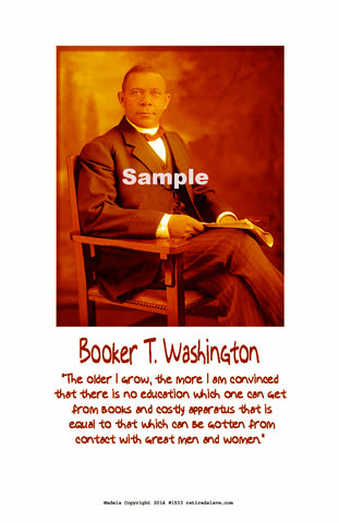 Booker T. Washington #1533