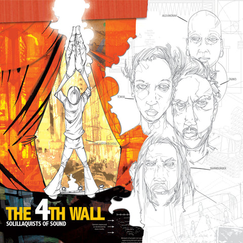 The 4th Wall (Double Disc, 24 Page Hardcover Book + 22 page guide to the Listener's Trilogy)