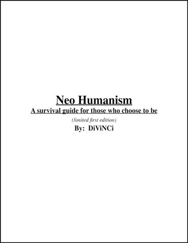 Neo Humanism (digital edition)