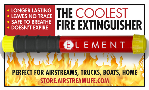 Element Fire Extinguisher