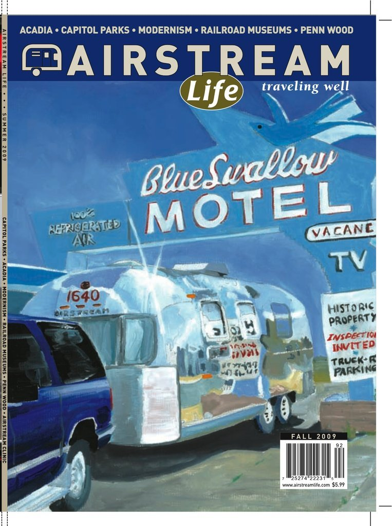 . EVERY BACK ISSUE AVAILABLE    Airstream Life store
