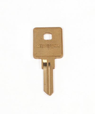 Airstream trailer or motorhome entry door key blank