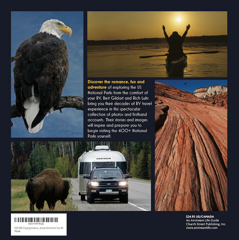 EXPLORE: Enjoying America's National Parks From Your RV