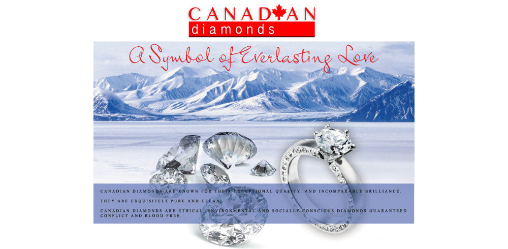 Conflict Free Canadian Diamonds