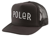 Poler Furry Font Trucker Hat