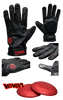 Trojan Leather Slide Gloves